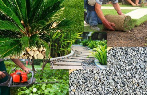 Landscaping & Garden Designd